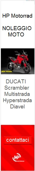 noleggio HP ducati